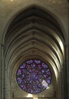 Laon Cathedral, la Rosace
