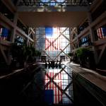 """Reflected Glory - Hennepin County Government Cente"" by WaynePhotoGuy"