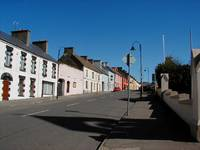 Main Street, Ballycastle, Co. Mayo, Ireland