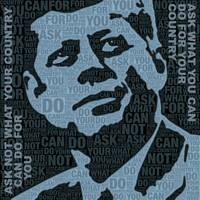 John F Kennedy and Quote