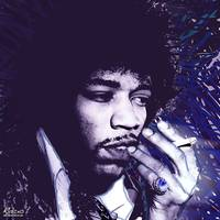 Jimi Hendrix Purple Haze