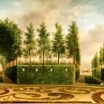 """""""Johannes Janson A Formal Garden 18th Century Dutch"""" by masterpiecesofart"""