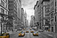5th Avenue Yellow Cabs - NYC