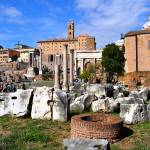 """Roman Forum 1"" by Johnson-Miles"