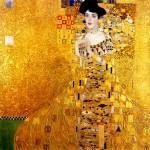 """Gustav Klimt Portrait Of Adele Bloch-Bauer I Art N"" by masterpiecesofart"