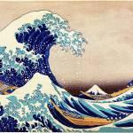 """Katsushika Hokusai The Great Wave Off Kanagawa Jap"" by masterpiecesofart"