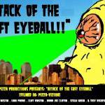 """Attack Of The 50ft Eyeball"" by art_by_mike"