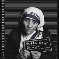 Mother Teresa Mug Shot