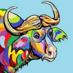 """""""Buffalo"""" by EloiseArt"""