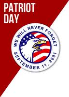 Patriot Day We Will Never Forget September 11 Post