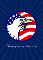 Thinking of You on Patriot Day Card
