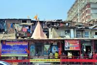 Modern Hurbanism in Mumbai: Temple Integrated with