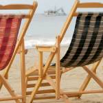 """Chairs on Beach DSC_0205_edit_1_edit"" by AndreHugosPlace"