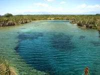 Poza Azul (Blue Ponds in Oasis)