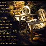 """""""He knows my name"""" by lizmix"""