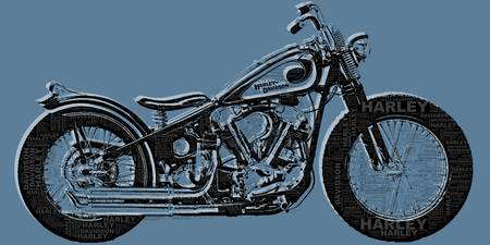Harley-Davidson and Words
