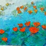 """Waterlilies No. 2"" by osmanmia"