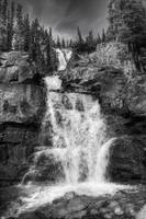 Icefields Parkway Falls