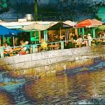 """P14-14RA Waterway Cafe"" by raBHA2014"