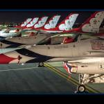 """Thunderbirds"" by markeloperphotography"