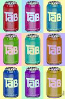 Tab Ode To Andy Warhol Repeat