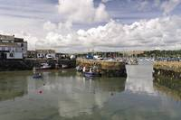 Custom House Quay and Falmouth Harbour (37480-RDA)