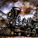 """Old Steam engine"" by andy551"