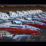"""RCAF Snowbirds"" by markeloperphotography"