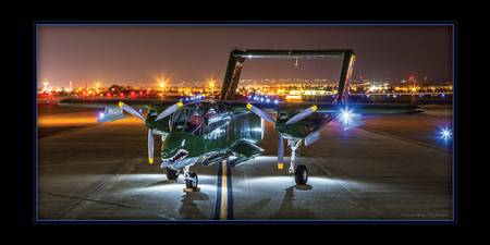 North American Rockwell OV-10 Bronco