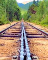 Cog Rail to Pikes Peak