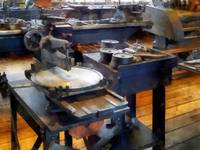 Machine Shop With Punch Press
