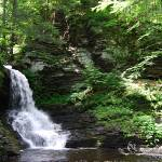 """Bushkill Falls 20120608_12a"" by Natureexploration"