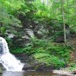 """Bushkill Falls 20120608_16a"" by Natureexploration"