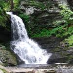 """Bushkill Falls 20120608_245a"" by Natureexploration"