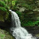 """Bushkill Falls 20120608_246a"" by Natureexploration"