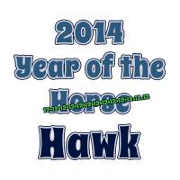 2014 Year of the Hawk Art Prints & Posters by Kim Niles