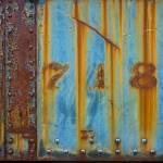 """""""Antique Train Car #718"""" by jacquelineevans"""