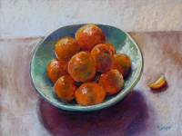 A Bowl of Clementines