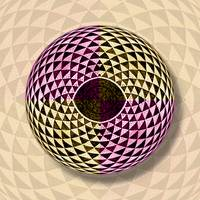 Mosaic Eye Orb