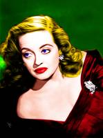 Bette Davis - All About Eve - Pop Art