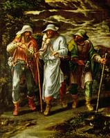 Lelio Orsi - The Walk to Emmaus