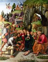 Luca Signorelli - The Adoration of the Shepherds