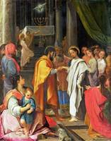 Ludovico Carracci - The Marriage of the Virgin