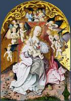 Master of the Saint Bartholomew Altarpiece - The V