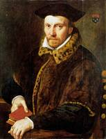 Netherlandish - Portrait of Andreas Boulengier