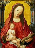 Netherlandish - The Virgin and Child
