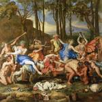 """Nicolas Poussin - The Triumph of Pan"" by ArtLoversOnline"