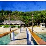 """""""Malolo Island Resort, Fiji"""" by MimiAtherton"""