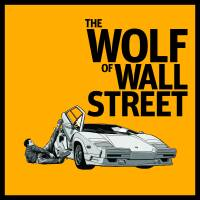 THE WOLF OF WALL STREET Art Prints & Posters by Federico Mancosu
