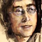 """""""John Lennon 5"""" by Lauriduc"""